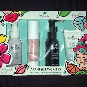 Boscia Japanese Favorites Skincare Set